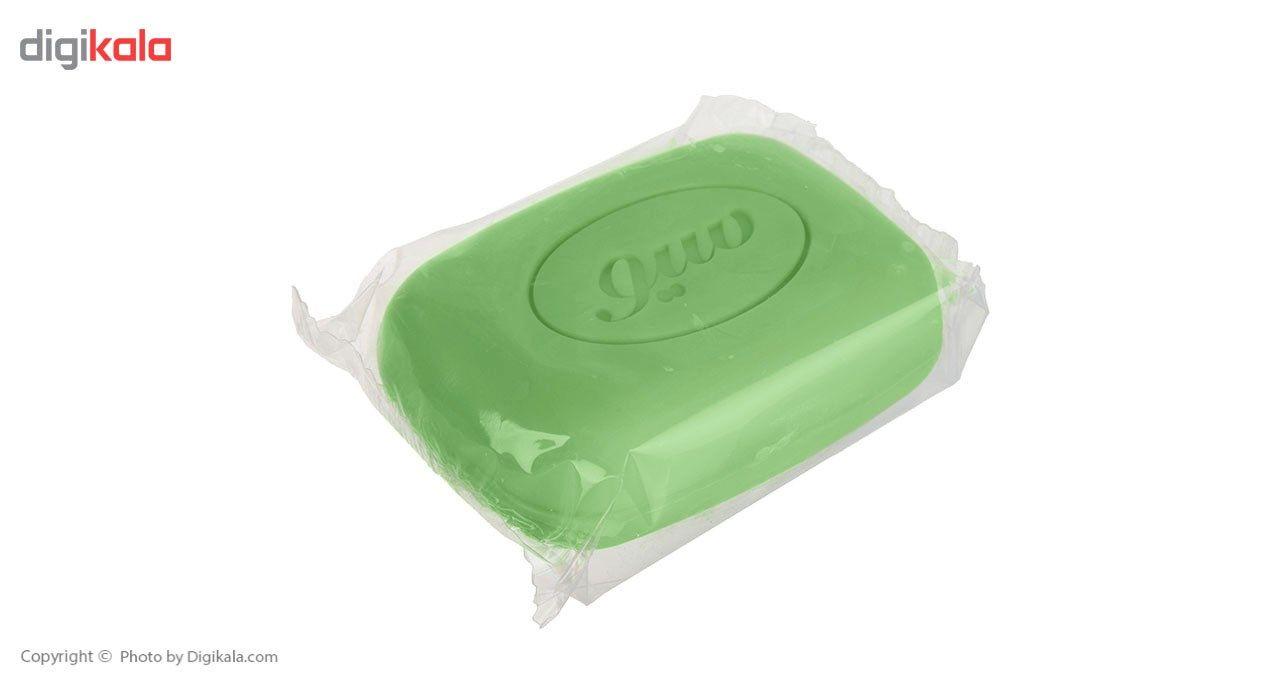 صابون حمام سیو مدل Aloe Vera Extract مقدار 125 گرم main 1 2