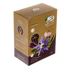 دمنوش گیاهی مخلوط گل گاوزبان مهرگیاه مقدار 40 گرم