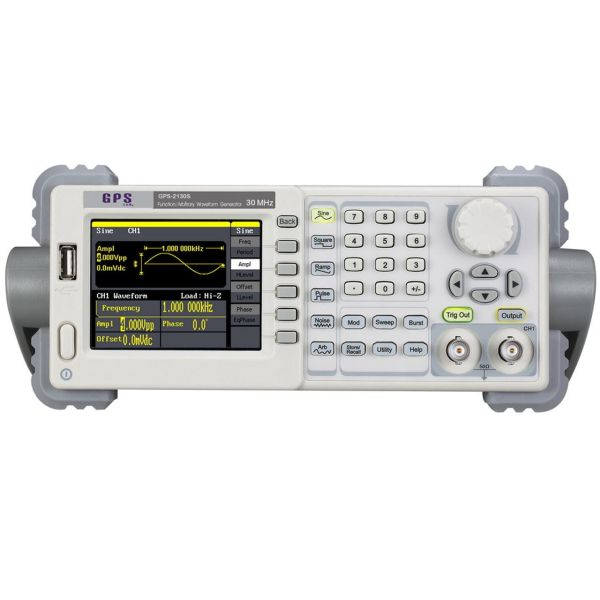 فانکشن ژنراتور جی پی اس لیمیتد مدل GPS-2130S  رنج 30 مگاهرتز