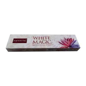 عود ناندیتا مدل White Magic