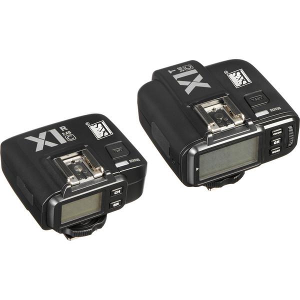 رادیو تریگر اس اند اس مدل X1C مناسب برای دوربین های کانن