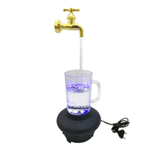 ماکت تزئینی  آبنما ایرسا طرح شیر آب مخفی