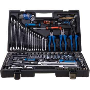 مجموعه 143 عددی جعبه ابزار لیکوتا مدل AHB-ALK8009F