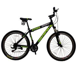 دوچرخه کوهستان المپیا مدل STEEL SPORT سایز 26