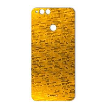 برچسب پوششی ماهوت مدل  Gold-pixel Special مناسب برای گوشی Huawei Honor 7X