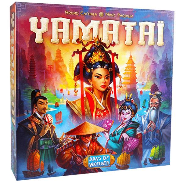 بازی رومیزی دیز آف واندرز مدل Yamatai