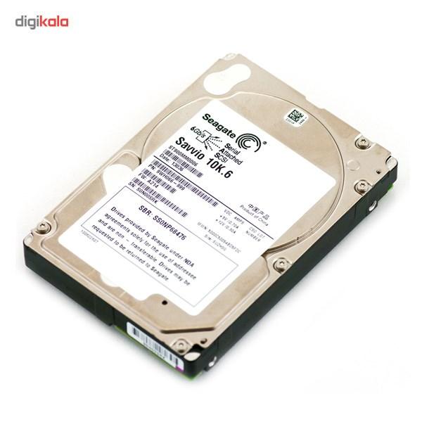 هارد دیسک اینترنال 2.5 اینچی سیگیت مدل ساویو 10K.6 ظرفیت 600 گیگابایت 64 مگابایت کش -  - 1