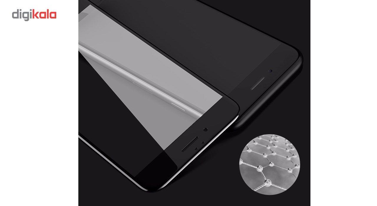 محافظ صفحه نمایش شیشه ای مات کوالا مدل Full Cover مناسب برای گوشی موبایل اپل آیفون 6/ 6S main 1 3