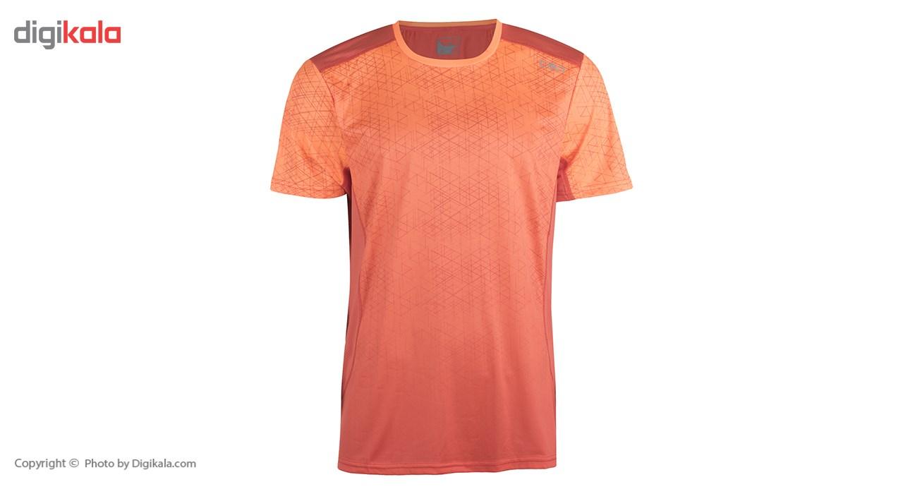 تی شرت ورزشی مردانه سی ام پی مدل 3C80177-C645