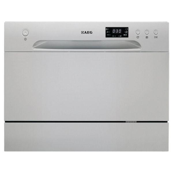 ماشین ظرفشویی رومیزی آاگ مدل F56202W0 | AEG F56202W0 Countertop Dishwasher