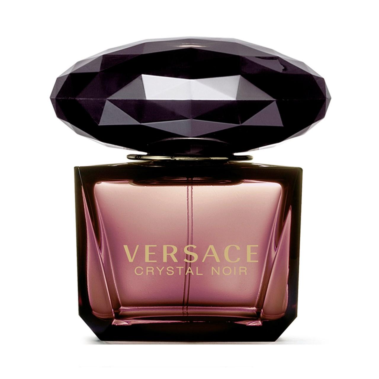 تستر ادو پرفیوم  زنانه ورساچه مدل Crystal Noir حجم 90 میلی لیتر