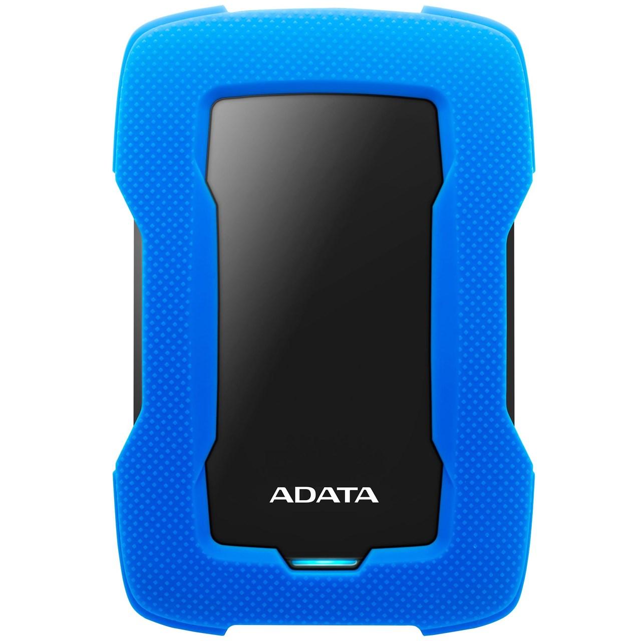 هارد اکسترنال ای دیتا مدل HD330 ظرفیت ۲ ترابایت