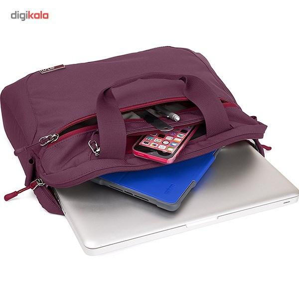 کیف لپ تاپ اس تی ام مدل Swift مناسب برای لپ تاپ های 13 اینچی
