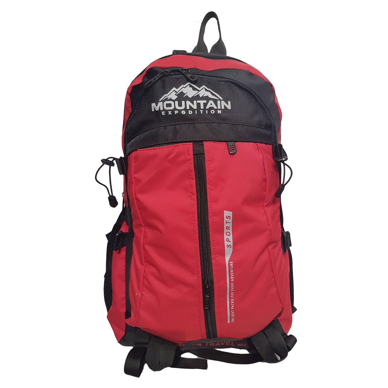کوله پشتی کوهنوردی مدل Galleria60-02