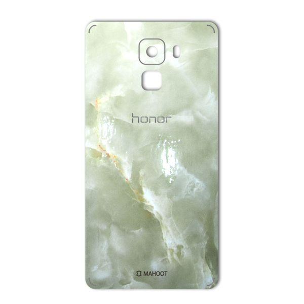 برچسب پوششی ماهوت مدل Marble-light Special مناسب برای گوشی  Huawei Honor 7