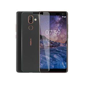 محافظ صفحه نمایش شیشه ای مناسب برای گوشی Nokia 7 Plus