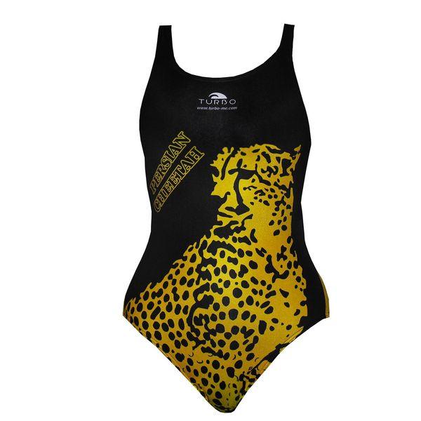 مایو زنانه توربو مدل Cheetah