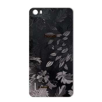 برچسب پوششی ماهوت مدل Wild-flower Texture مناسب برای گوشی  Huawei Honor 6