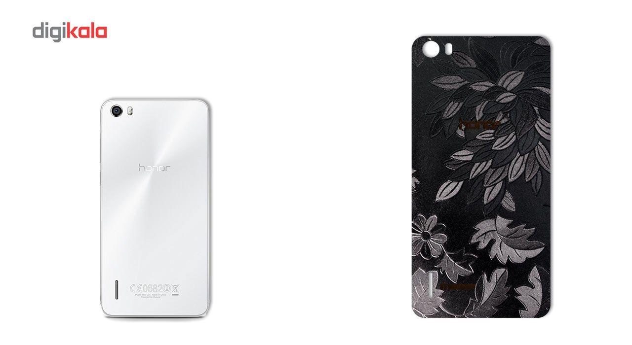 برچسب پوششی ماهوت مدل Wild-flower Texture مناسب برای گوشی  Huawei Honor 6 main 1 1