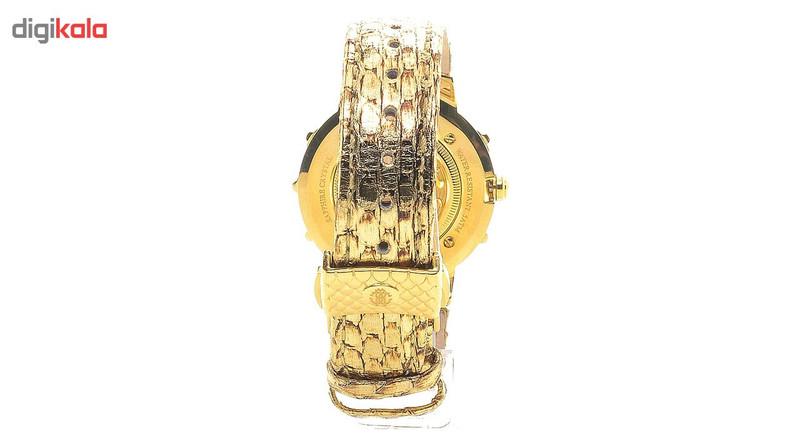 ساعت مچی عقربه ای زنانه روبرتو کاوالی مدل RV2L009L0051