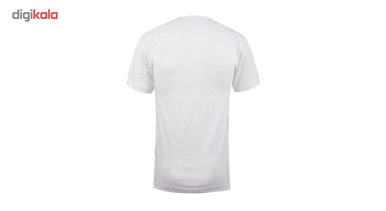 زیرپوش مردانه آستین کوتاه نانو تن پوش  کد 01 main 1 2