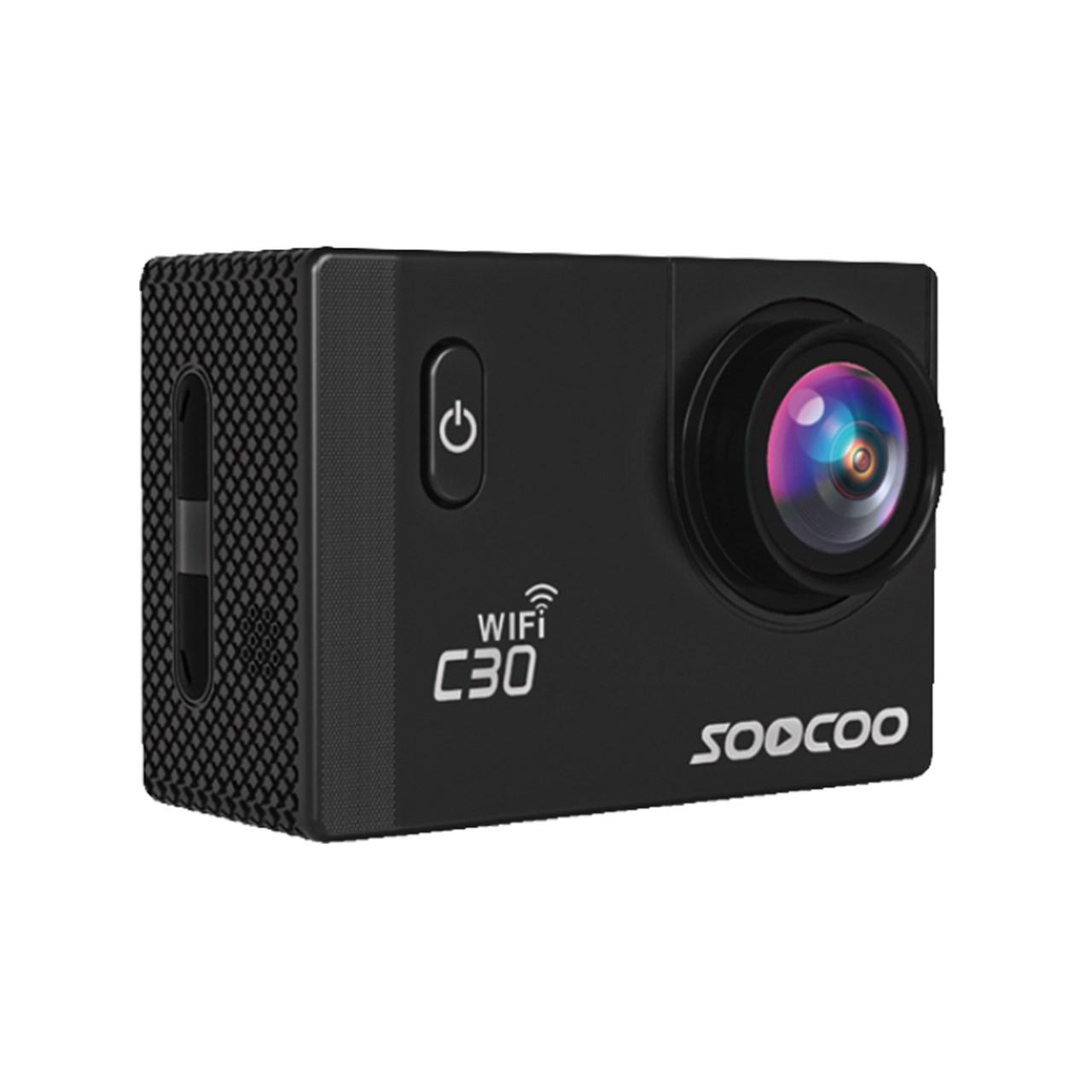 دوربین فیلم برداری ورزشی سوکو مدل C30R