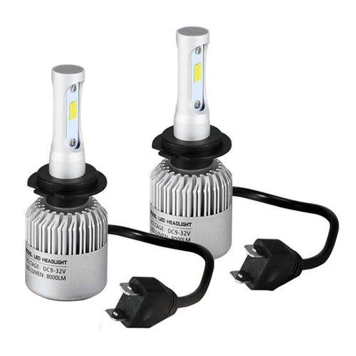 لامپ خودرو T2 مدل H7 بسته 2 عددی