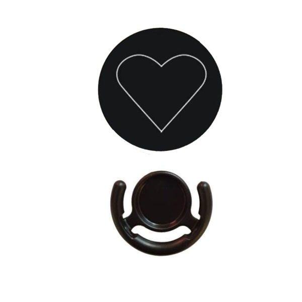 پایه نگهدارنده گوشی موبایل پاپ سوکت مدل Bla-Heart