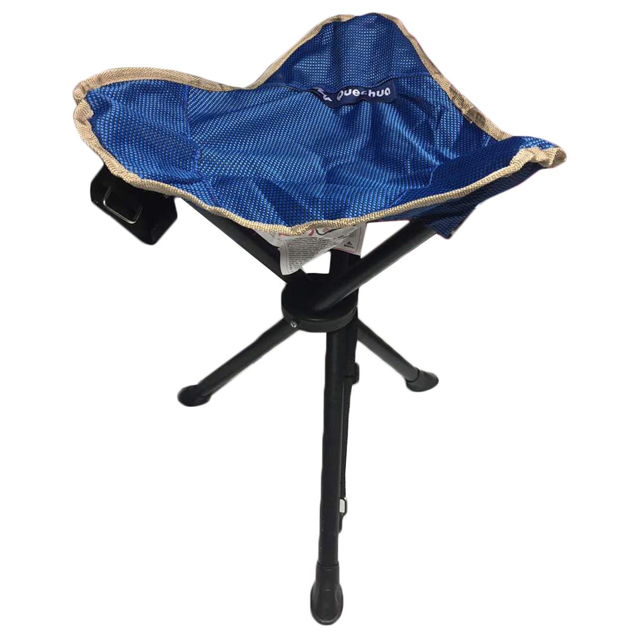 صندلی تاشو سفری گالری شروین مدل سه پایه