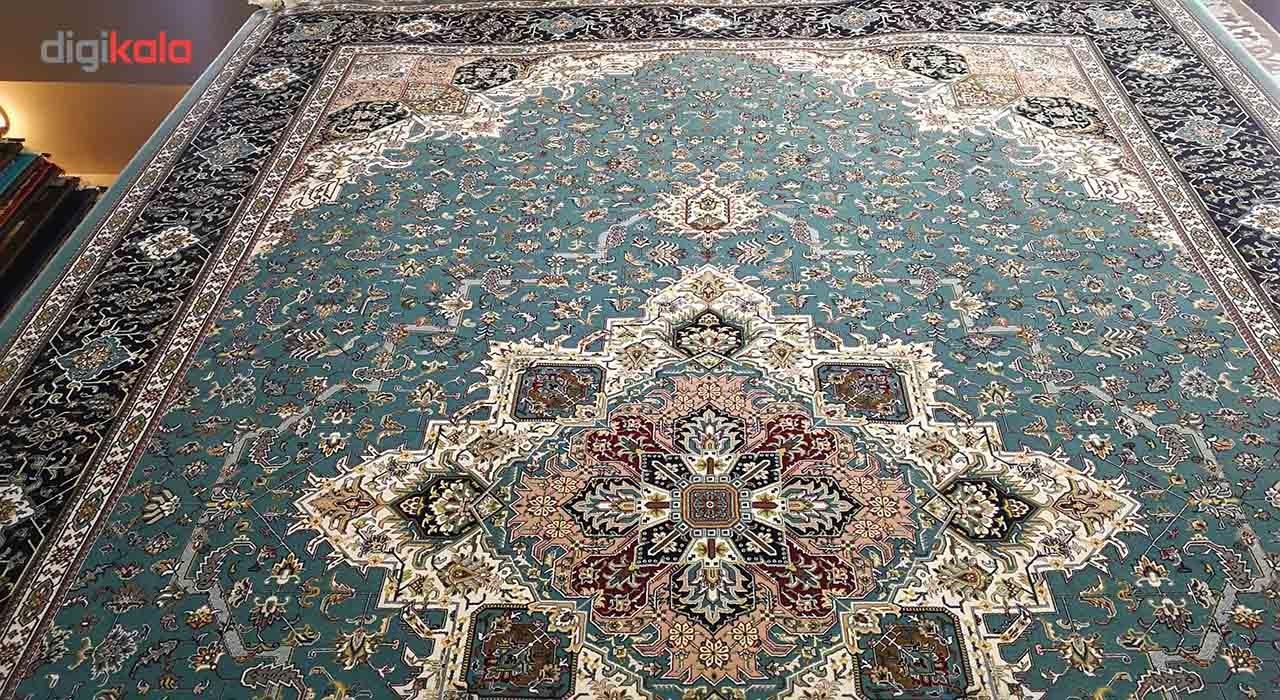 فرش ماشینی زمرد مشهد طرح 36011