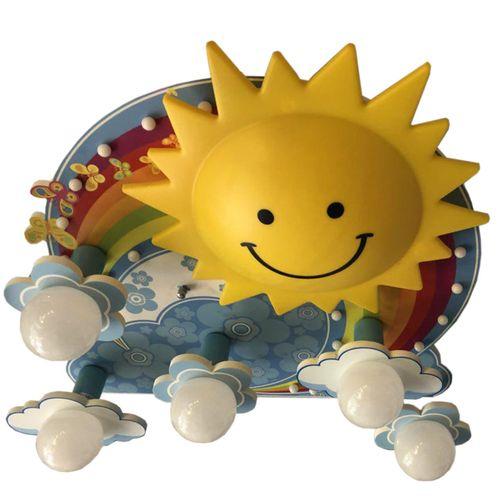 لوستر کودک ویتالایتینگ مدل خورشید