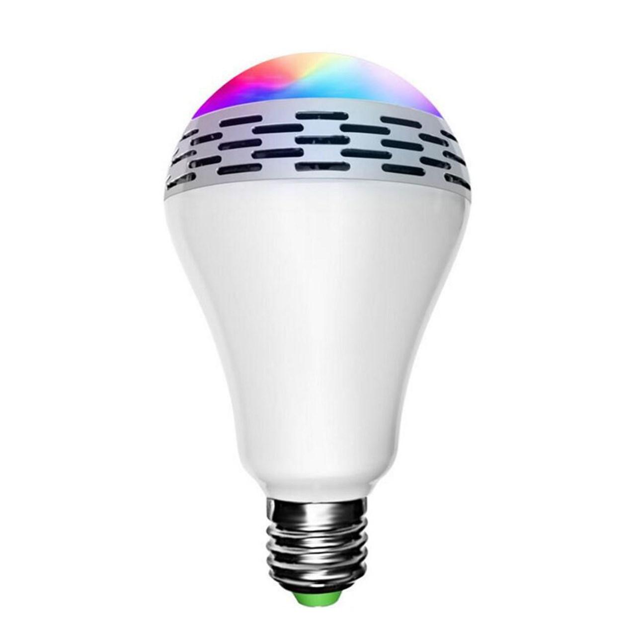 لامپ هوشمند و اسپیکر بلوتوث مدل S-15