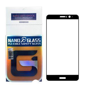 محافظ صفحه نمایش نانو گلس مدل 5D مناسب برای گوشی موبایل هوآوی Mate 9