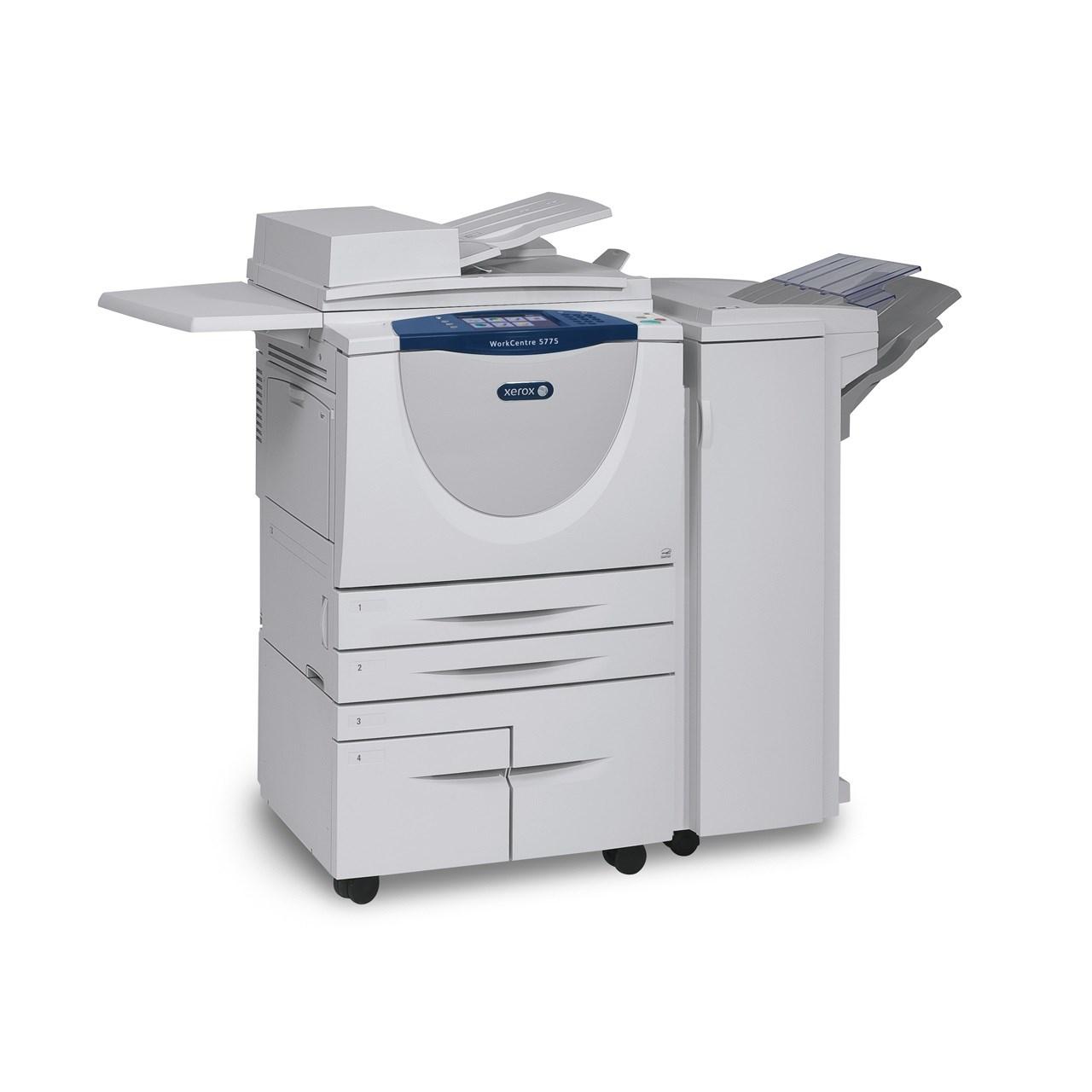 دستگاه کپی لیزری زیراکس مدل WorkCentre 5745  Multifunction Printer