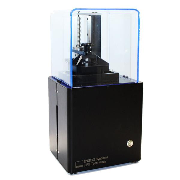 پرینتر سه بعدی رزینی Genesis تکنولوژی MSLA