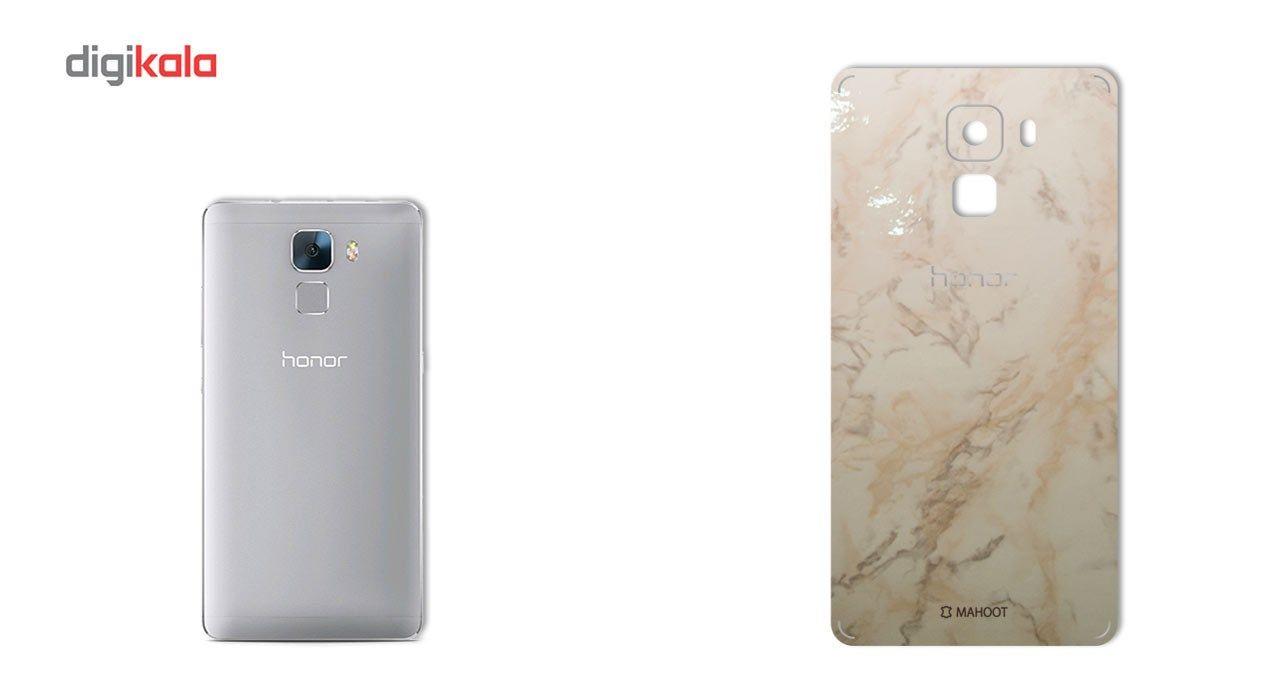 برچسب پوششی ماهوت مدل Marble-light Special مناسب برای گوشی  Huawei Honor 7 main 1 1