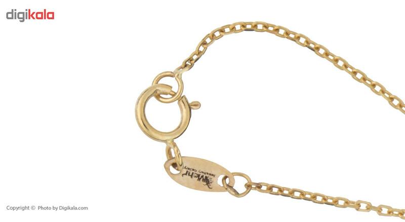 آویز ساعت طلا 18 عیار ماهک مدل MW0320 - مایا ماهک