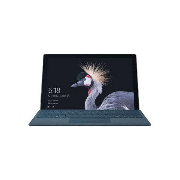 تبلت مایکروسافت مدل Surface Pro 2017 - D به همراه کیبورد مشکی مایکروسافت و  محافظ صفحه نمایش Maroo - ظرفیت 256 گیگابایت