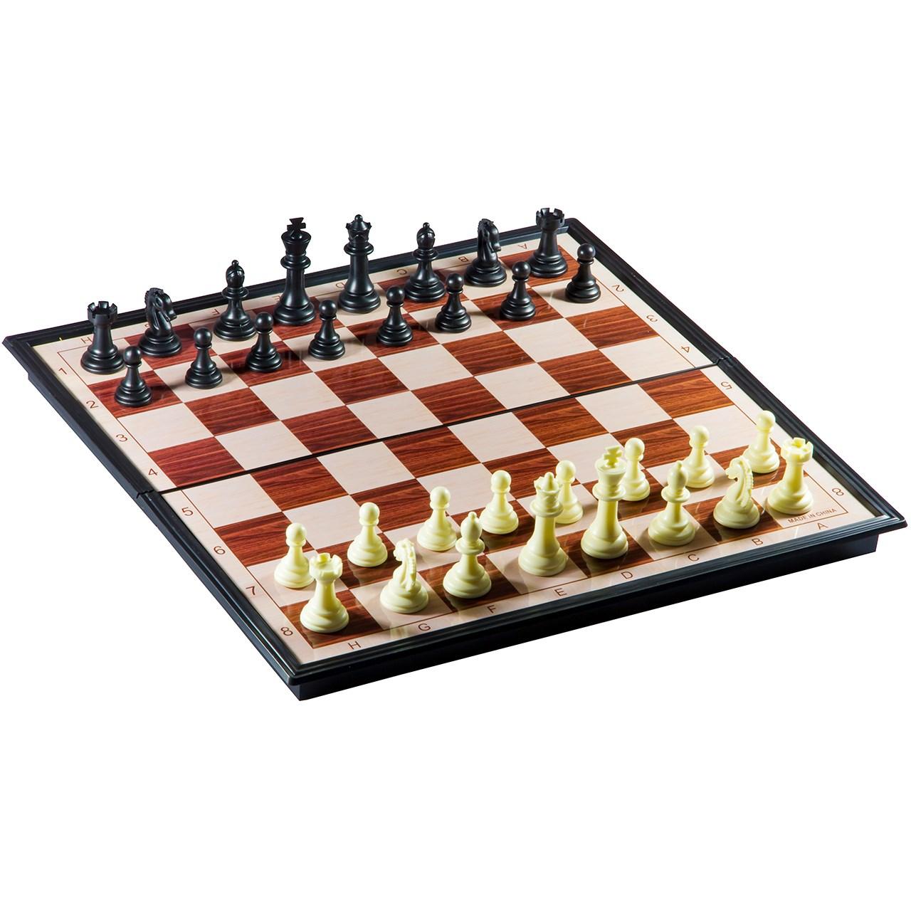 شطرنج آهنربایی آئو چینگ برینز چس مدل No.8708
