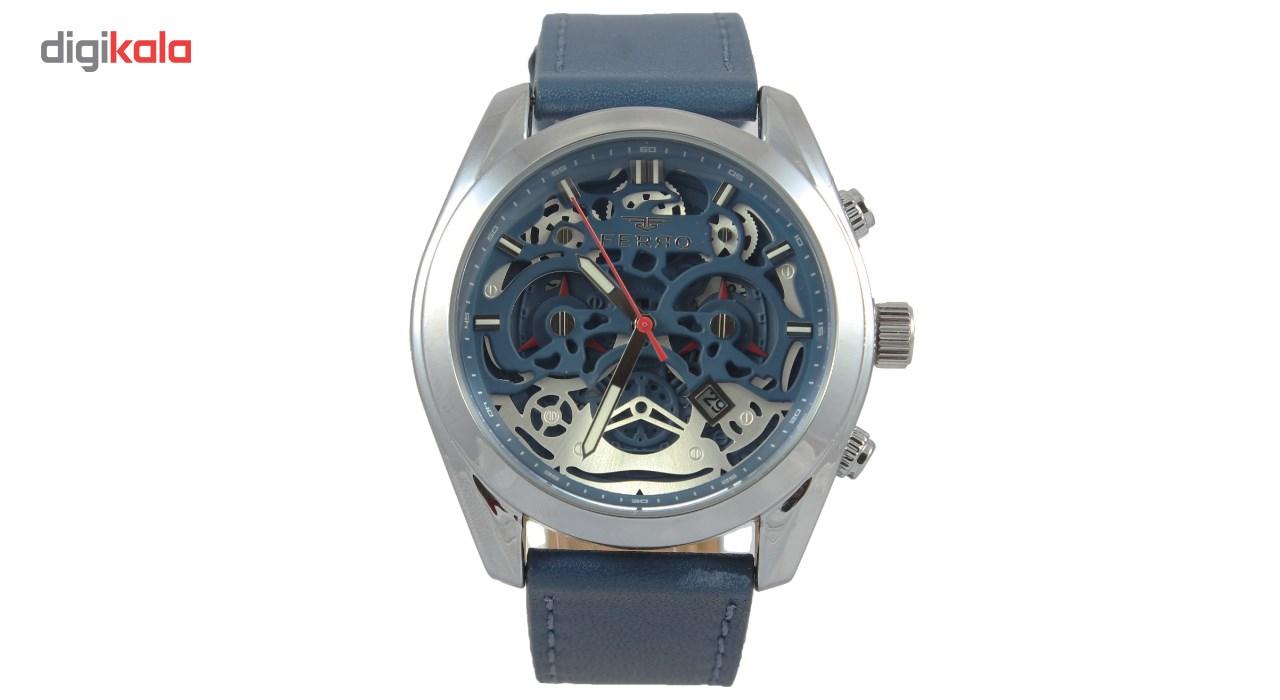 خرید ساعت مچی عقربه ای مردانه فرو مدل F30011-010-A