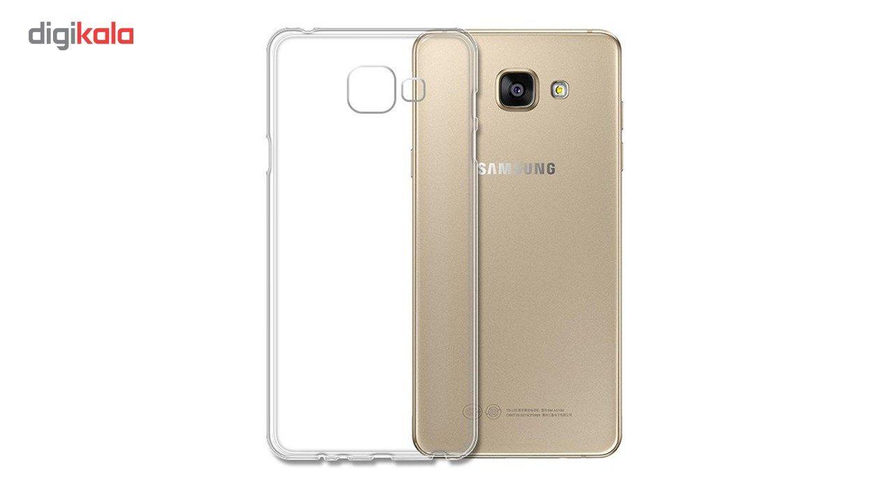 قاب ژله ای مناسب برای گوشی موبایل Samsung Galaxy A710 /A7 2016 main 1 1