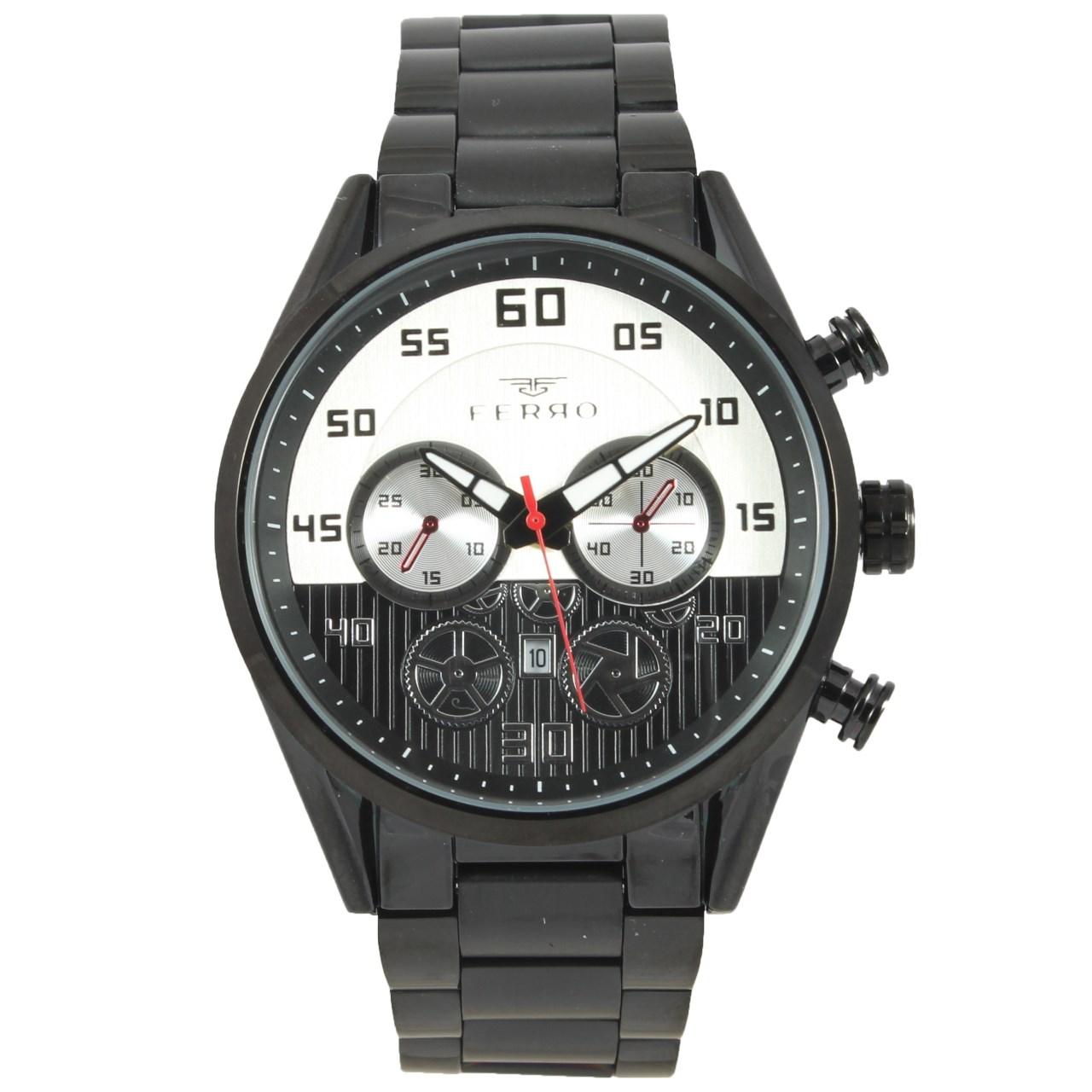 ساعت مچی عقربه ای مردانه فرو مدل F61510-601-G