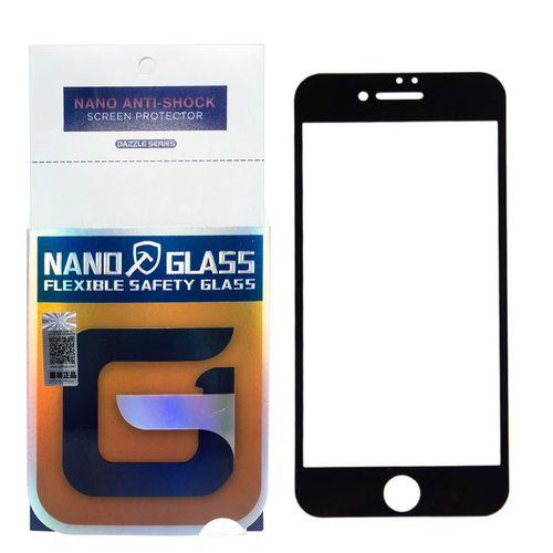 محافظ صفحه نمایش نانو گلس مدل 5D مناسب برای گوشی موبایل اپل آیفون 7/8
