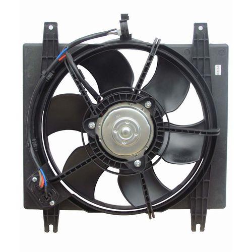 فن رادیاتور پراید مدل AP2