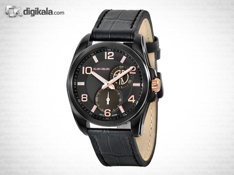 خرید ساعت مچی عقربه ای مردانه آلن دلون مدل AD358-1739