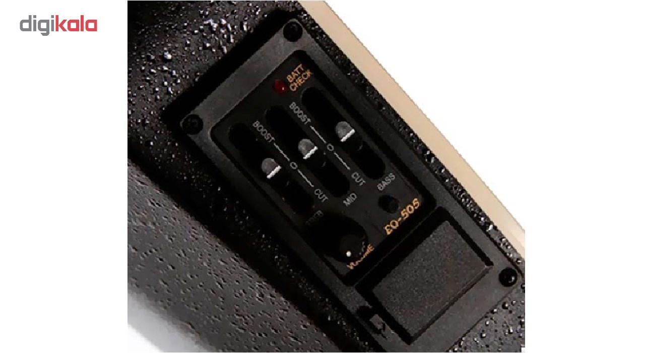 قیمت                      گیتار الکترو آکوستیک استگ مدل A2006 N              ⭐️⭐️⭐️