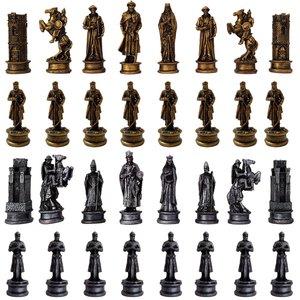 ست مهره شطرنج برتاریو مدل 9634