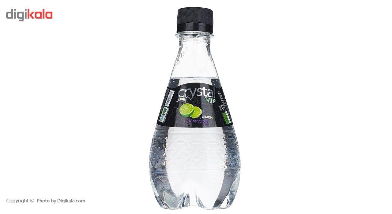 نوشیدنی سودا لیمویی کریستال مقدار 0.33 لیتر main 1 2
