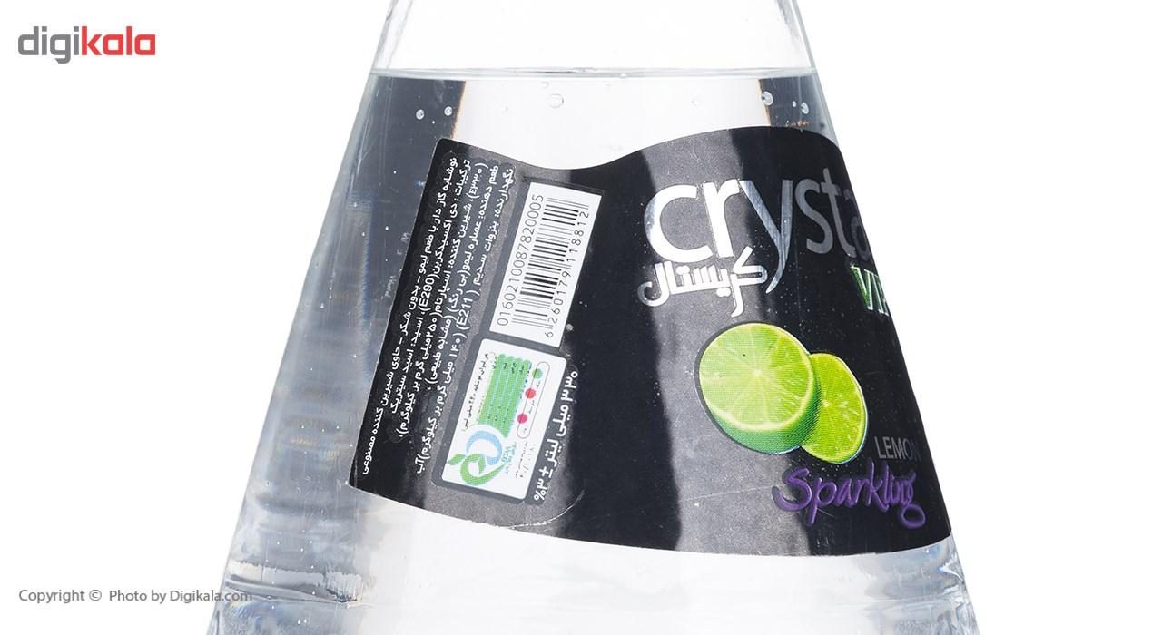 نوشیدنی سودا لیمویی کریستال مقدار 0.33 لیتر main 1 4