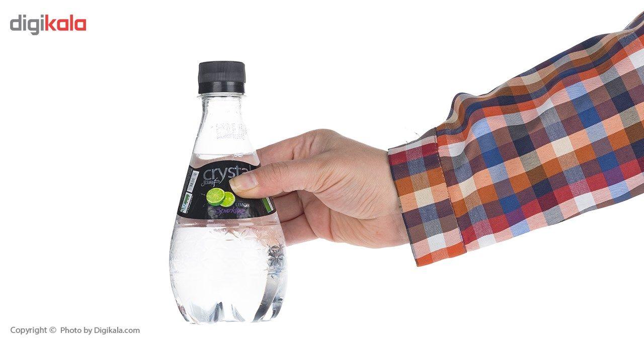 نوشیدنی سودا لیمویی کریستال مقدار 0.33 لیتر main 1 6
